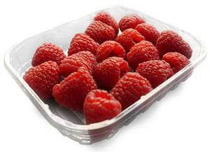 Maliny Premium - velké plody, vanička