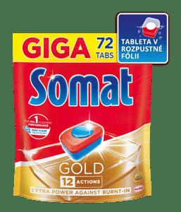 Somat Gold tablety do myčky