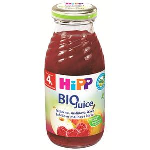 HIPP BIO Jablečno-malinová šťáva