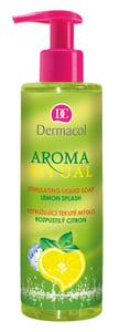 Dermacol Aroma Ritual vzpružující tekuté mýdlo Rozpustilý citron