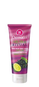 Dermacol Aroma Ritual - antistresový krém na ruce hrozny s limetkou