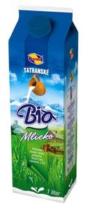 Tami BIO Čerstvé mléko polotučné 1,5%