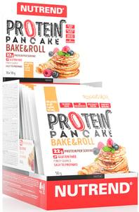 Nutrend Protein pancake bez příchuti