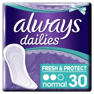 Always Fresh & Protect Normal Intimky 30ks