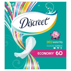 Discreet Multiform Waterlily Prodyšné Intimky 60ks