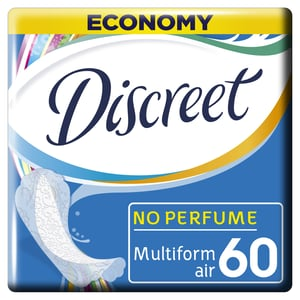 Discreet Multiform Air Prodyšné Intimky 60ks