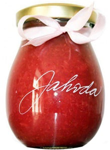 Marmelády s příběhem Jahodový extra džem výběrový