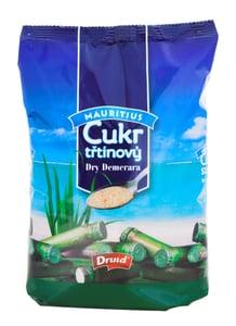 Druid Třtinový cukr Dry Demerara v sáčku