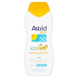 Astrid Sun Kids mléko na opalování OF 50
