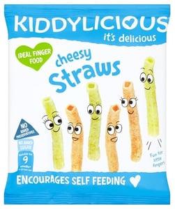 Kiddylicious Tyčinky sýrové