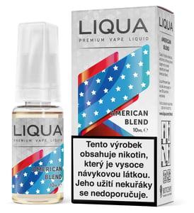 Liqua American Blend 6mg CZ