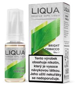 Liqua Bright Tobacco 0mg CZ
