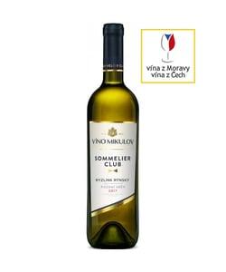 Víno Mikulov Sommelier Club Ryzlink rýnský pozdní sběr