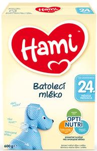 Hami Batolecí mléko 24+