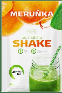 Matcha Tea BIO Matcha Shake meruňka