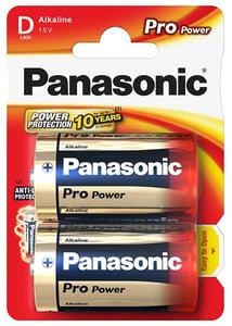 Panasonic Pro Power D baterie 2ks