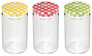 Tescoma Zavařovací sklenice DELLA CASA 700ml, 3ks
