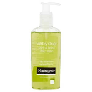 Neutrogena Visibly Clear Pore & Shine čistící gel