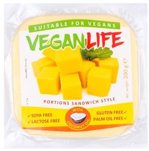 Vegan Life Sandwich style bloček