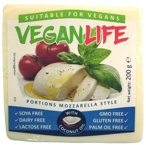 Vegan Life Mozzarella style bloček
