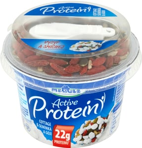 Meggle Active Protein Cottage (150g+22g)