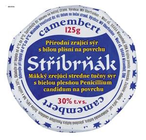 CoburgerCamembert Stříbrňák 30% se sníženým obsahem laktozy