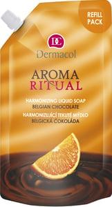 Dermacol Aroma Ritual náhradní náplň tekuté mýdlo belgická čokoláda