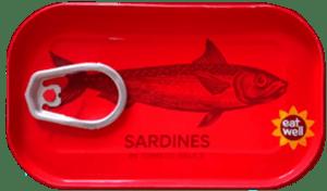 Marks & Spencer Sardinky v rajčatové omáčce