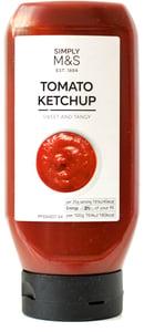 Marks & Spencer Rajčatový kečup