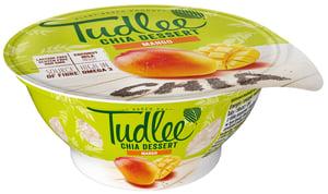 Tudlee Chia dezert s mangem
