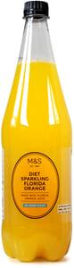 Marks & Spencer Pomerančová limonáda z floridských pomerančů se sladidlem