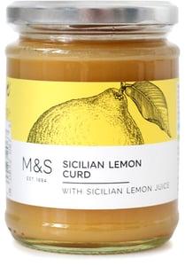 Marks & Spencer Lemon curd - krém ze sicilských citrónů