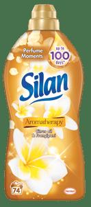 Silan Aromatherapy Citrus Oil & Frangipani aviváž (1,85l)