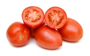 Rajčata oválná, vanička
