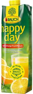 Rauch Happy Day džus pomerančový s dužinou 100%