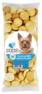 PEKO Piškoty MINI žluté krmné