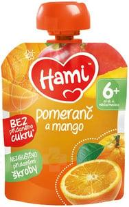 Hami kapsička Pomeranč a mango