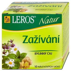 LEROS Natur Zažívání 10x1,5g,