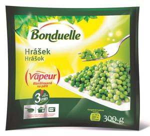 Bonduelle Vapeur Hrášek mražený