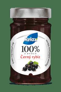 Relax 100% ovoce černý rybíz