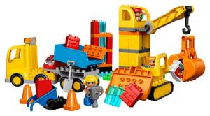 LEGO® DUPLO® Town Velké staveniště 10813