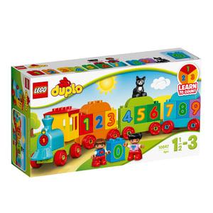 LEGO® DUPLO® Vláček s čísly 10847