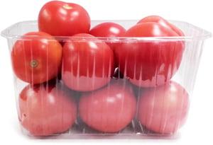 Rajčata balená, balení