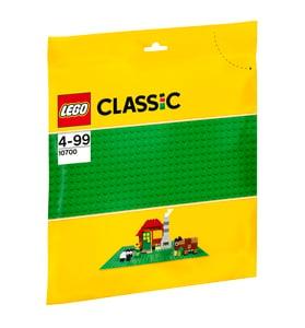 LEGO® Classic Zelená podložka na stavění 10700