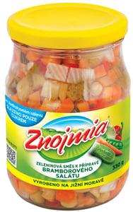 Hamé Znojmia Směs do bramborového salátu