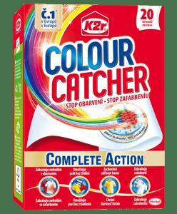 K2r Colour Catcher prací ubrousky proti obarvení 20ks