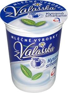 Mlékárna ValMez Zakysaná smetana 15%