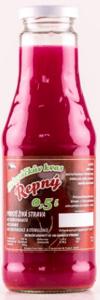 Kvas z červené řepy - šťáva z kvašené zeleniny