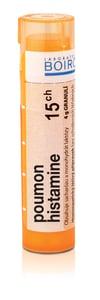 POUMON HISTAMINE 15CH granule 4G