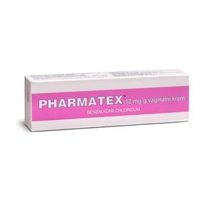 PHARMATEX 12MG/G VAG CRM 72G